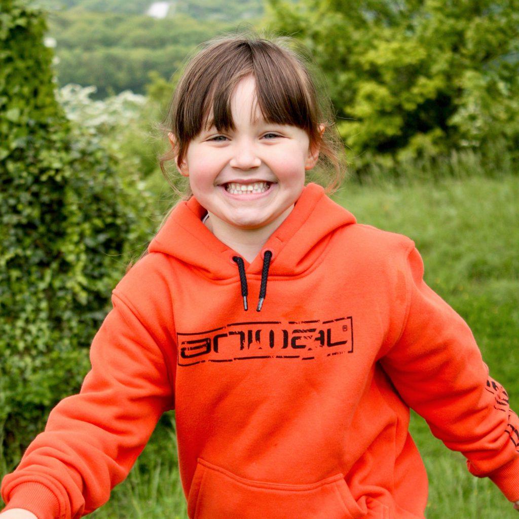 Olivia at Darland Banks