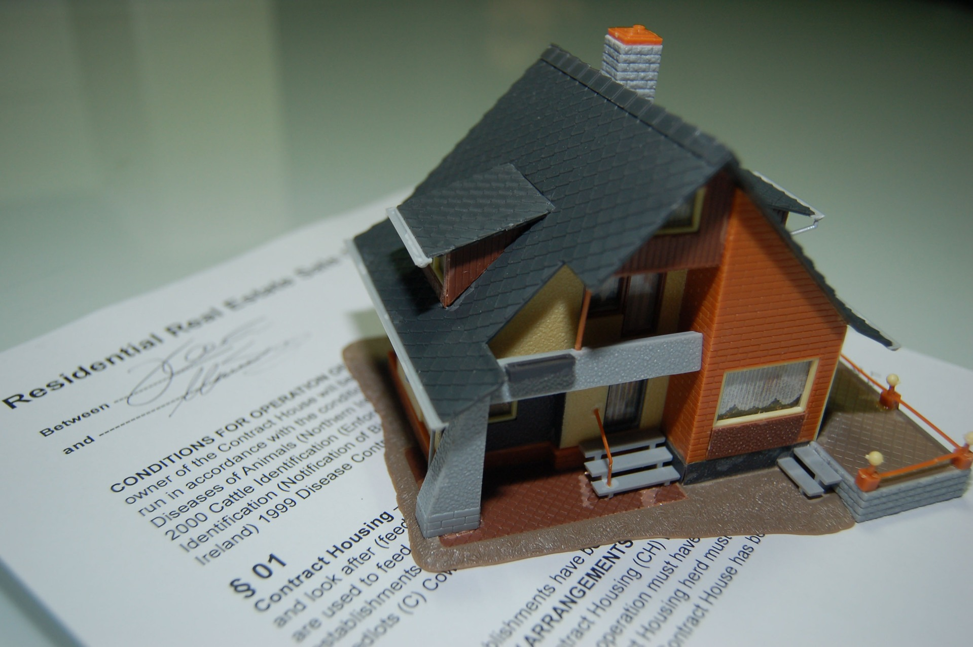 Generic House Sold Image