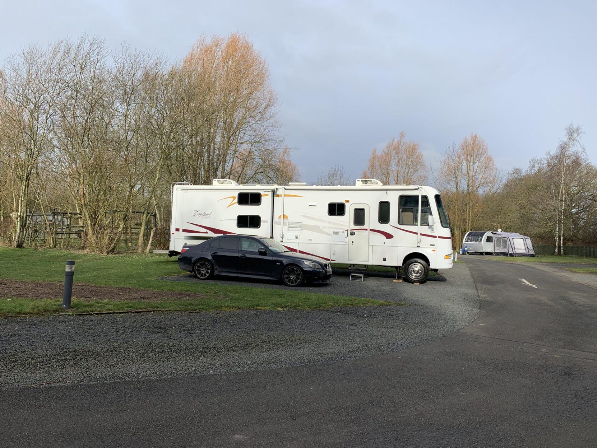 RV Life – Campsite to Campsite