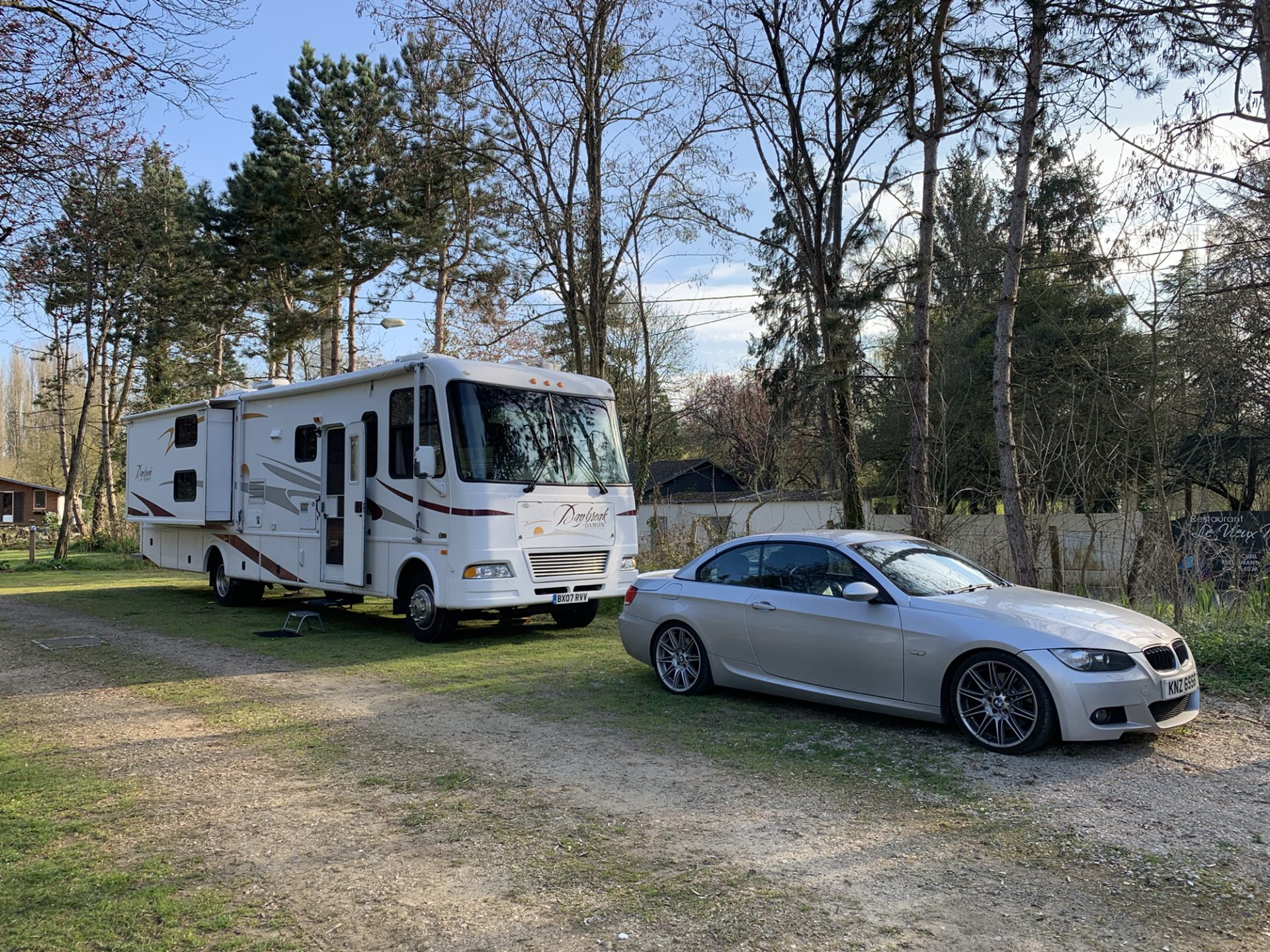 Review of Camping Neuville – Camping Le Vieux Moulin, Le Mans