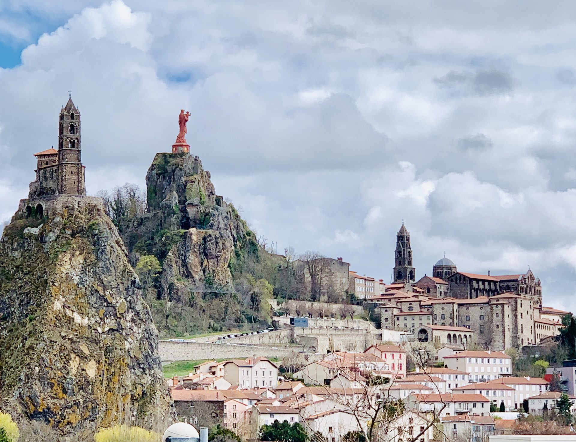 Le Puy en Velay – Buildings on the Shoulders of Giants