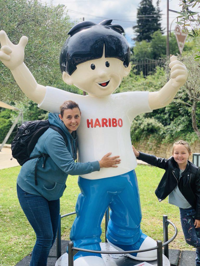 Haribo Museum Haribo Statue