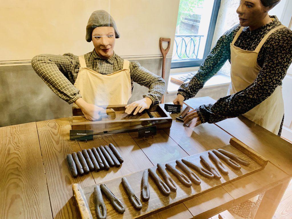 Haribo Museum - Liquorice making