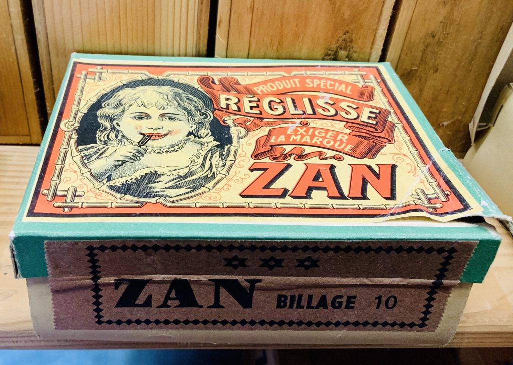 Haribo Museum - Liquorice making  Zan Box