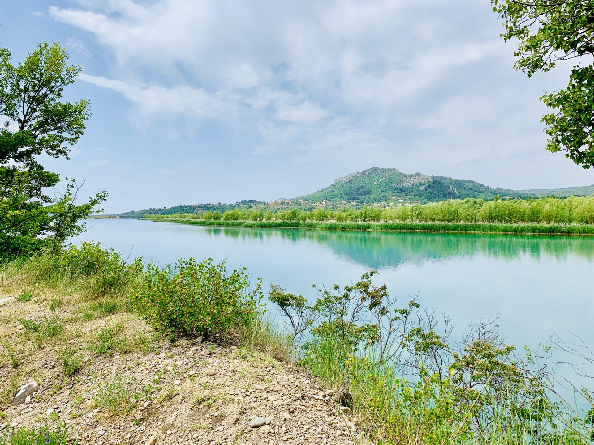 Tour de Lac - Volonne